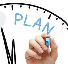 Записывайте цели, планируйте