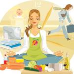 Книга Натальи Еремич «Тайм-менеджмент для женщин. Как все успевать»