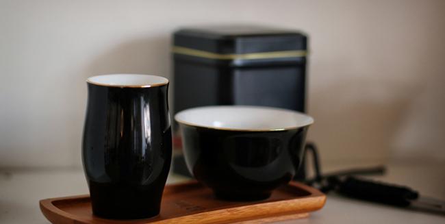 Приготовления к чаепитию