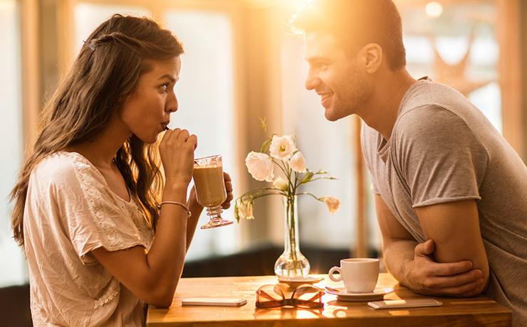 Вкусовые эмоции влияют на восприятие представителей противоположного пола
