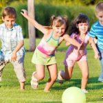 Подвижные игры помогают детям лучше учиться