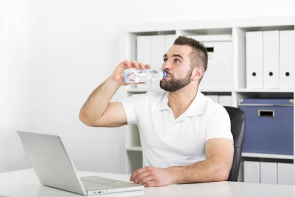 Улучшить работоспособность можно обычной… водой!