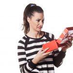 Как правильно реагировать на подарок, который вас разочаровал