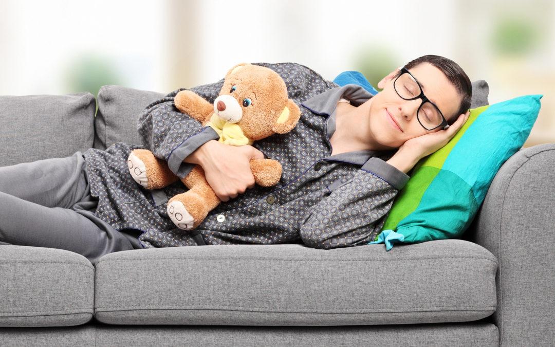 Здоровый сон позволят справиться с негативными эмоциями прошлого